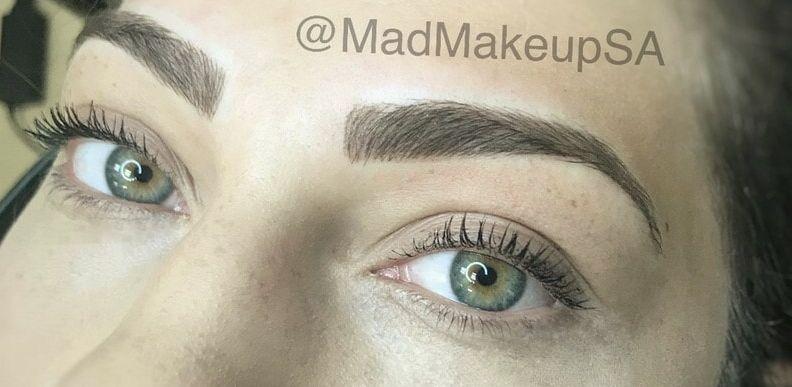 Mad Makeup Microblading Tattoo