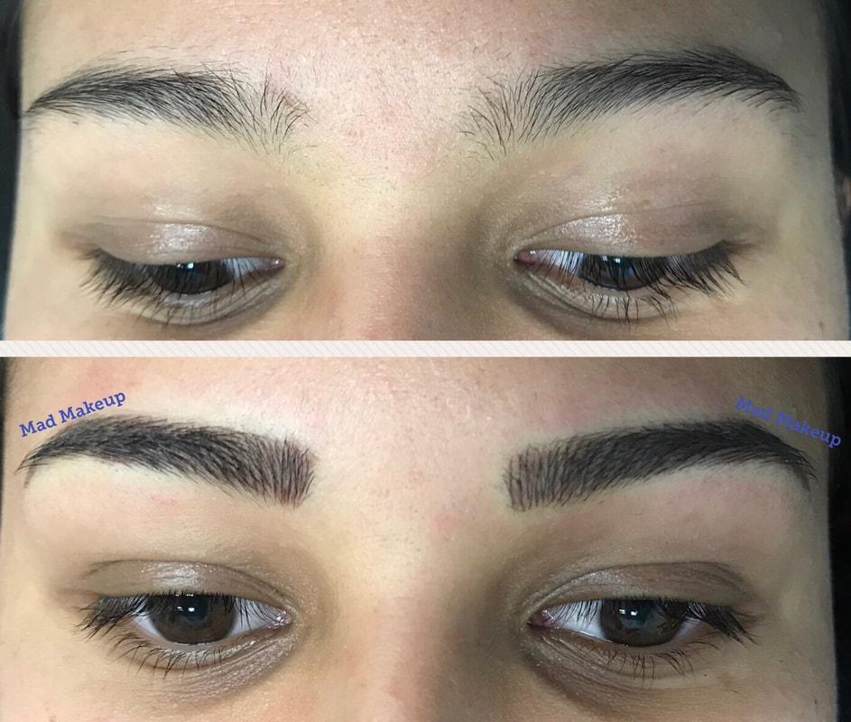 Best permanent makeup san diego style guru fashion for Best eyebrow tattoo san diego